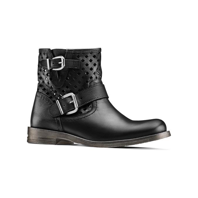 BATA Chaussures Femme bata, Noir, 594-6156 - 13