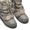 Childrens shoes mini-b, Gris, 391-2412 - 15