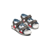 Childrens shoes mini-b, Gris, 263-2205 - 16