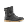 Childrens shoes mini-b, Gris, 393-2426 - 13