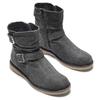 Childrens shoes mini-b, Gris, 393-2426 - 15