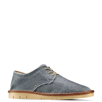 Men's shoes bata, Bleu, 859-9204 - 13