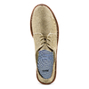 Men's shoes bata, Jaune, 859-8204 - 17