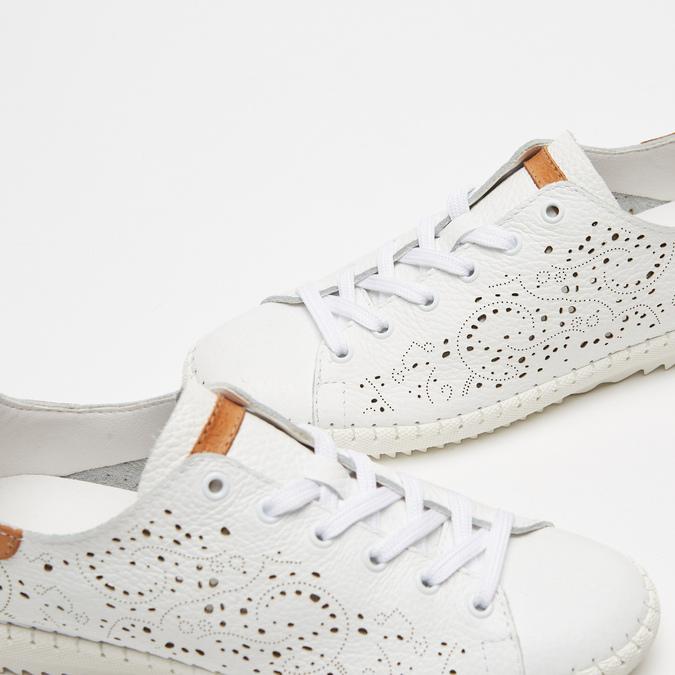 WEINBRENNER Chaussures Femme weinbrenner, Blanc, 524-1413 - 16