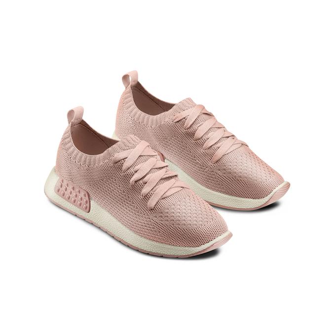 BATA Chaussures Femme bata, Rose, 549-5354 - 16