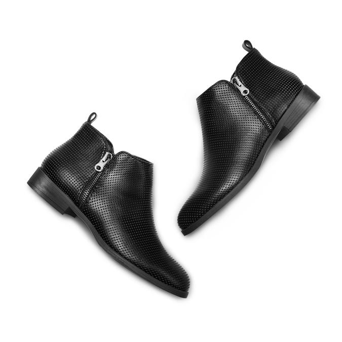 BATA Chaussures Femme bata, Noir, 591-6102 - 26