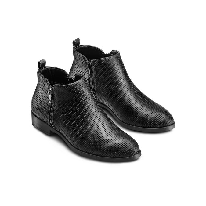 BATA Chaussures Femme bata, Noir, 591-6102 - 16