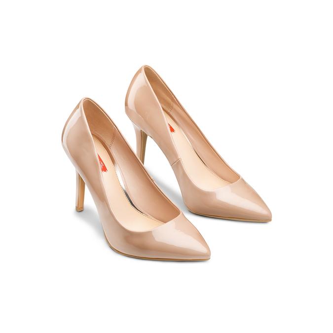 BATA RL Chaussures Femme bata-rl, Jaune, 721-8335 - 16