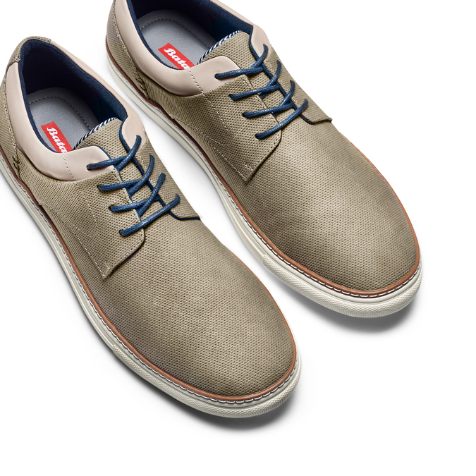 BATA RL Chaussures Homme bata-rl, Vert, 841-7579 - 26