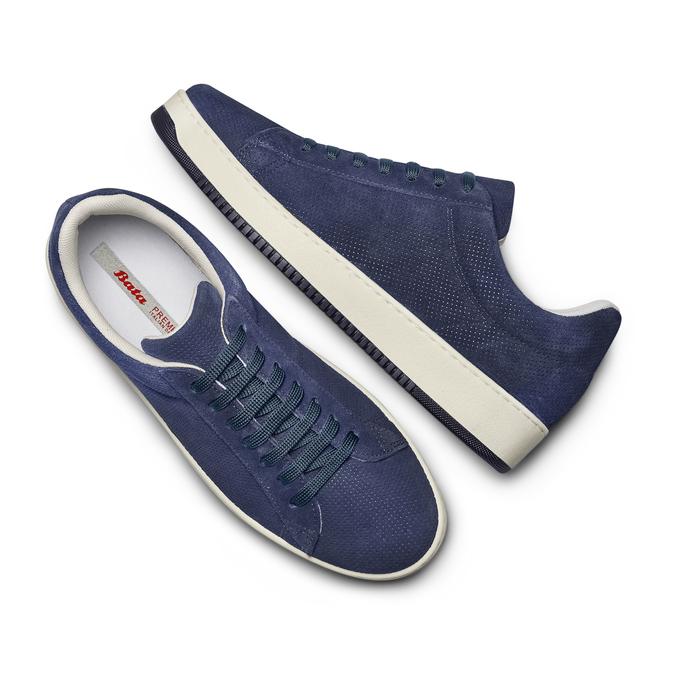 BATA Chaussures Homme bata, Bleu, 843-9673 - 26