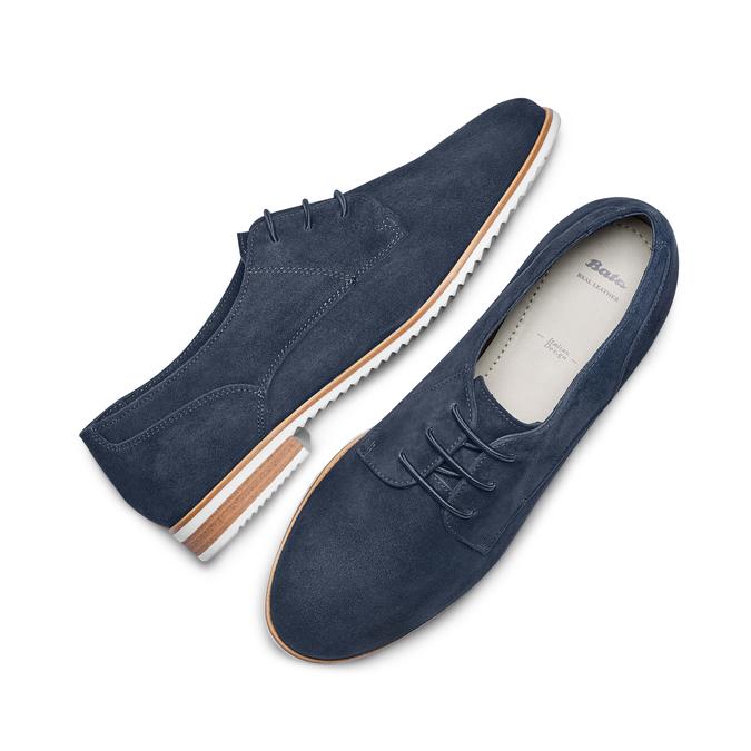 BATA Chaussures Femme bata, Bleu, 523-9360 - 26