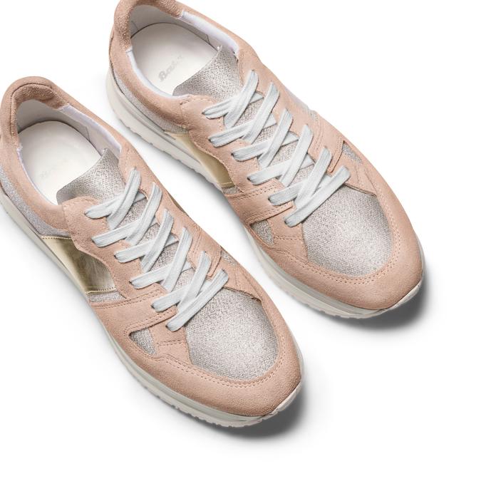 BATA Chaussures Femme bata, Rose, 549-5443 - 26