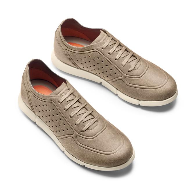 BATA B FLEX Chaussures Homme bata-b-flex, Jaune, 841-8473 - 26