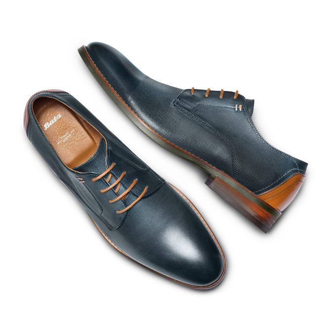 BATA Chaussures Homme bata, Bleu, 824-9465 - 26