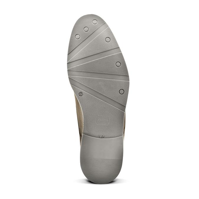 BATA Chaussures Homme bata, Gris, 824-2467 - 19