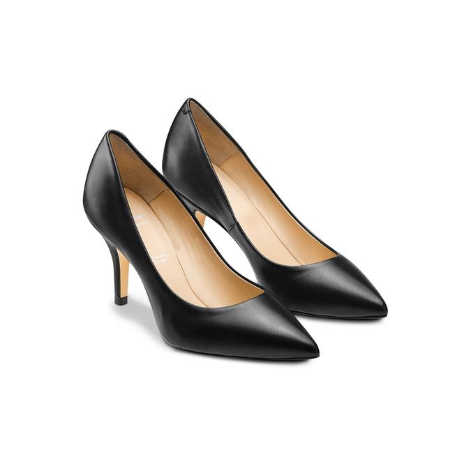 BATA Chaussures Femme bata, Noir, 724-6371 - 16