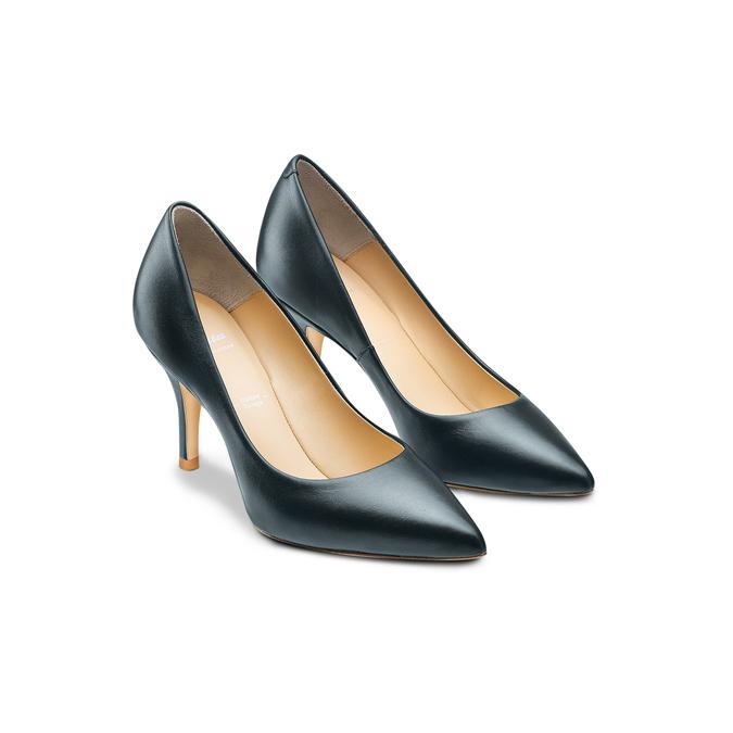 BATA Chaussures Femme bata, Bleu, 724-9371 - 16
