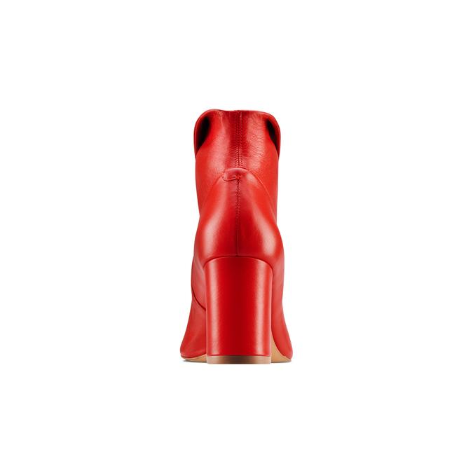 BATA Chaussures Femme bata, Rouge, 724-5376 - 15
