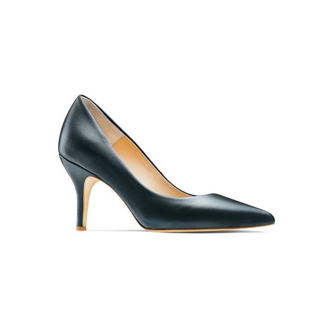 BATA Chaussures Femme bata, Bleu, 724-9371 - 13