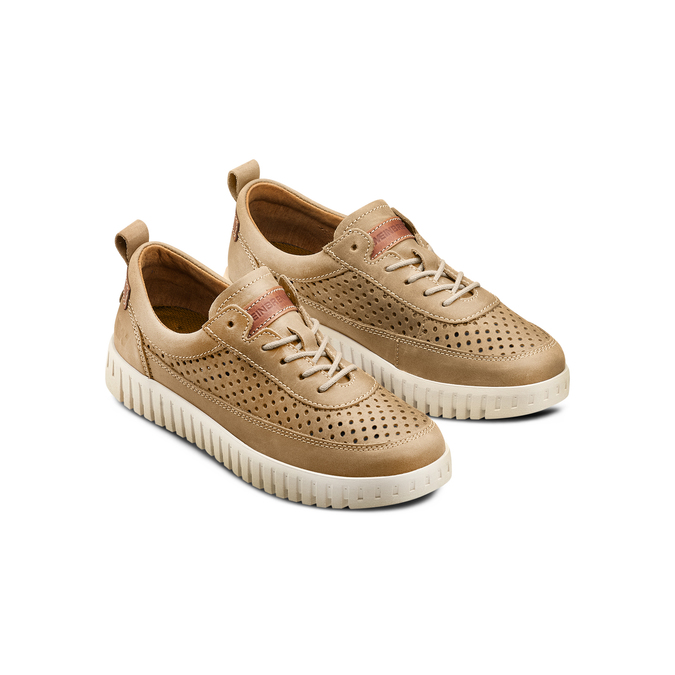WEINBRENNER Chaussures Femme weinbrenner, Jaune, 544-8395 - 16