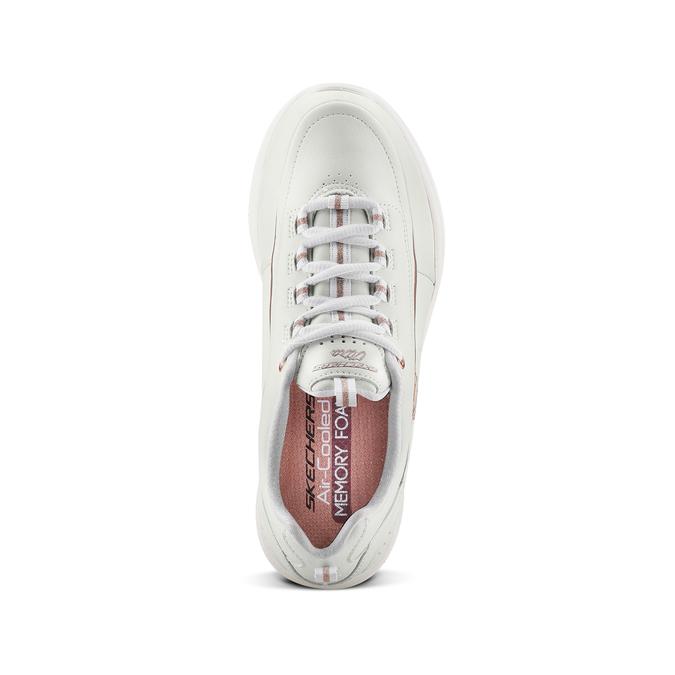 Chaussures Femme skechers, Blanc, 501-1417 - 17