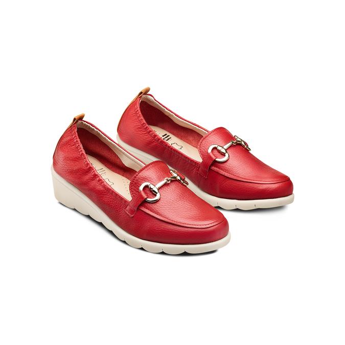 COMFIT Chaussures Femme comfit, Rouge, 614-5140 - 16