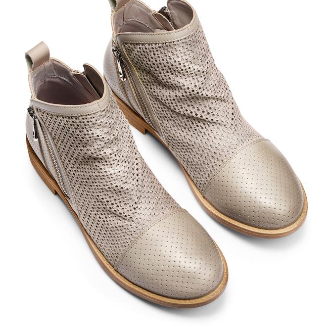BATA Chaussures Femme bata, Beige, 591-2370 - 17