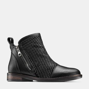 BATA Chaussures Femme bata, Noir, 591-6370 - 13