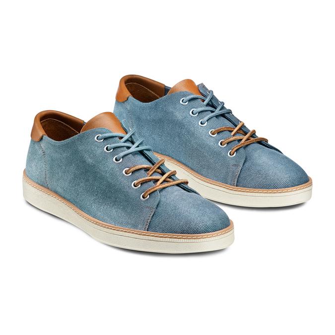 BATA Chaussures Homme bata, Bleu, 849-9346 - 16