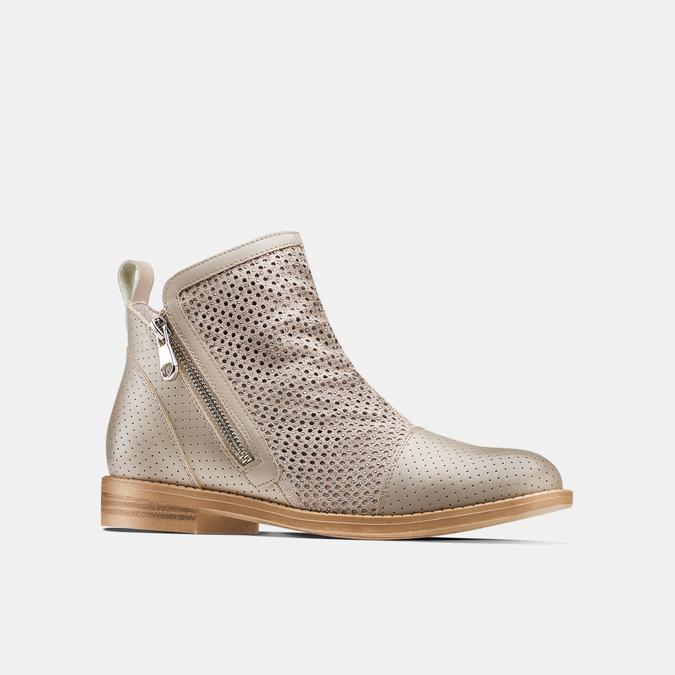 BATA Chaussures Femme bata, Beige, 591-2370 - 13