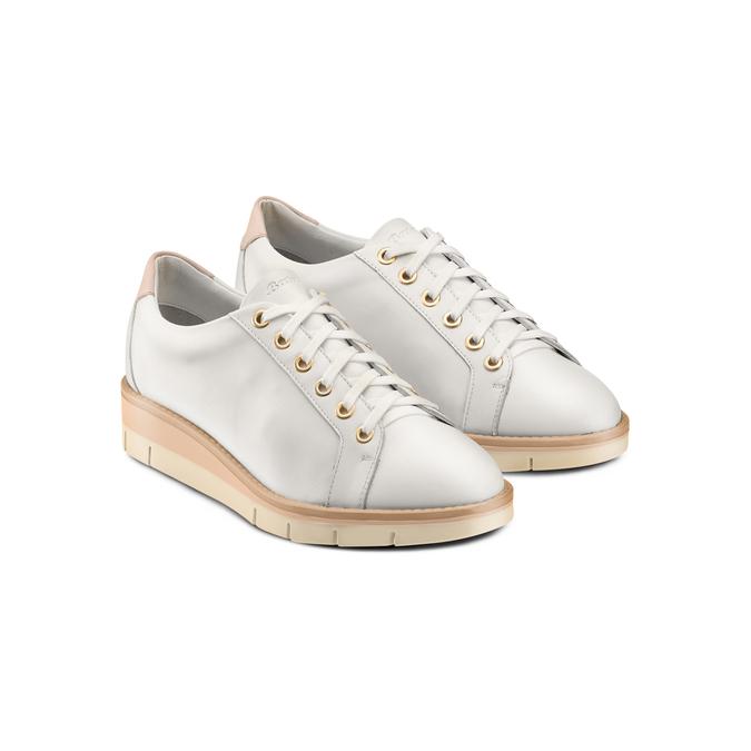FLEXIBLE Chaussures Femme flexible, Blanc, 624-1203 - 16
