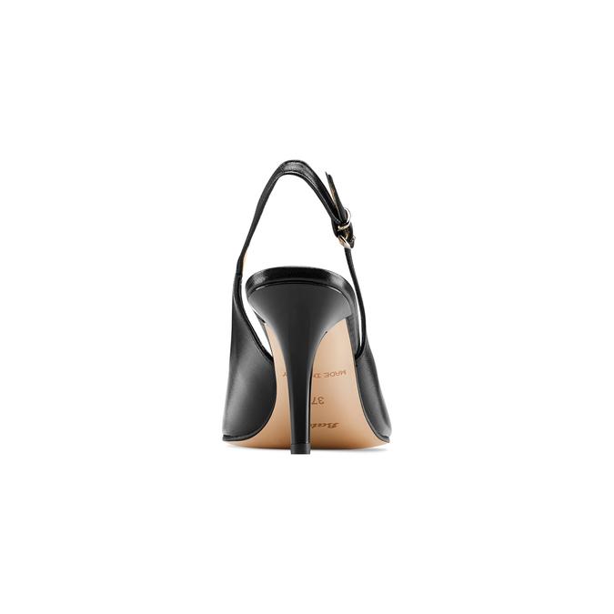 BATA Chaussures Femme bata, Noir, 724-6196 - 15