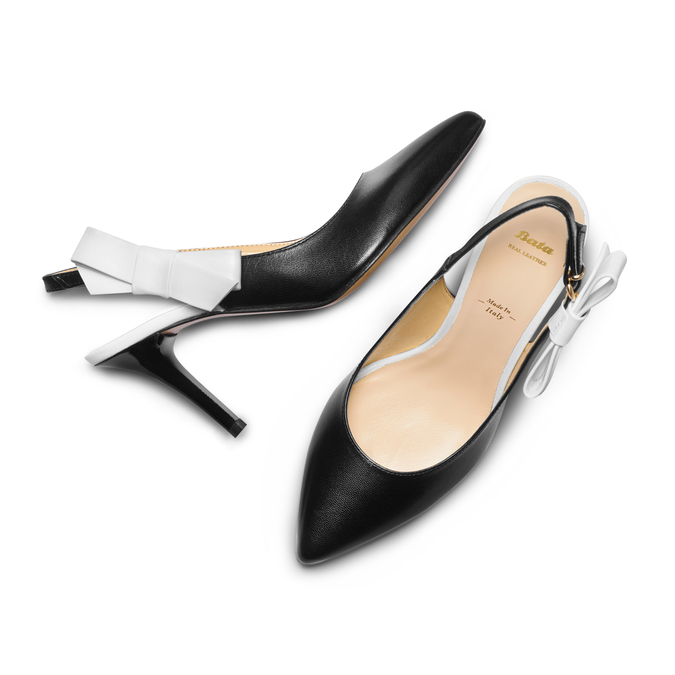 BATA Chaussures Femme bata, Noir, 724-6386 - 26
