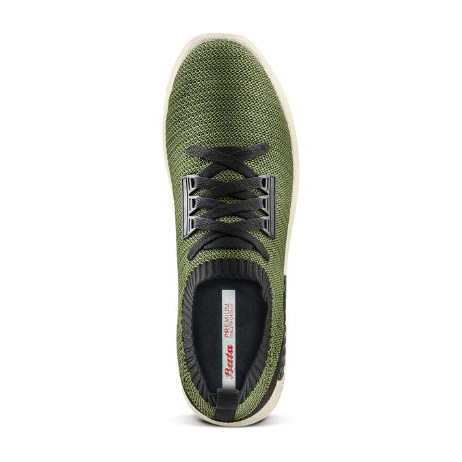 BATA Chaussures Homme bata, Vert, 839-7151 - 17