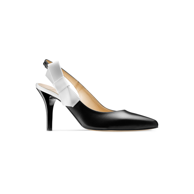 BATA Chaussures Femme bata, Noir, 724-6386 - 13