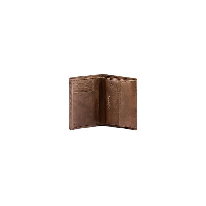 BATA Geldbörse Herren bata, Braun, 944-4245 - 16