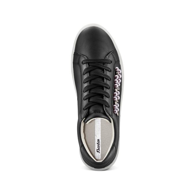 BATA Chaussures Femme bata, Noir, 541-6420 - 17
