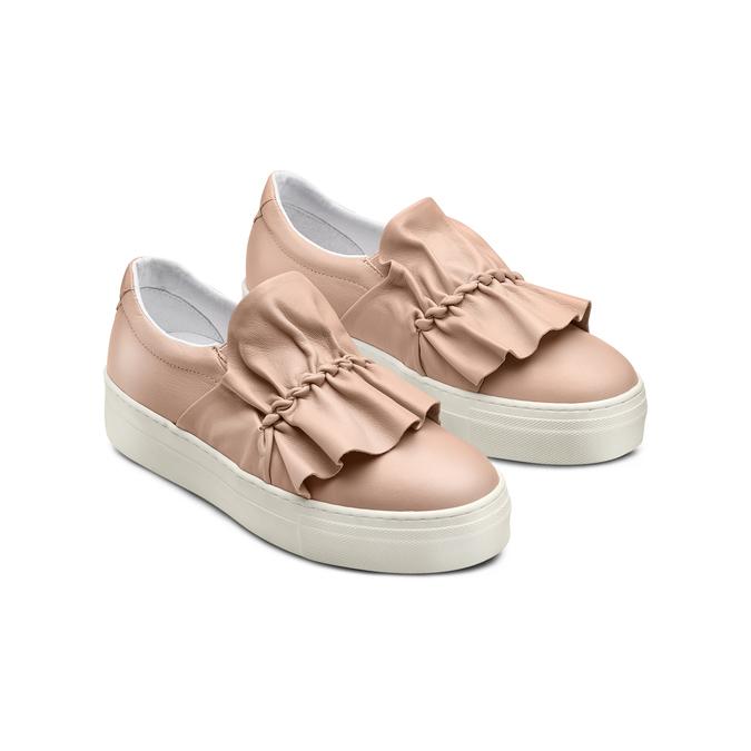 BATA Chaussures Femme bata, Rose, 534-0138 - 16