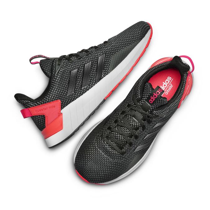 Damen Shuhe adidas, Schwarz, 509-2129 - 26