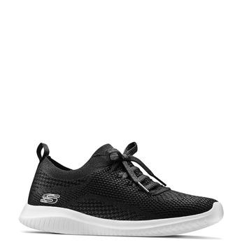 Chaussures Femme skechers, Noir, 509-6105 - 13