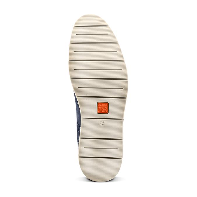 FLEXIBLE Chaussures Homme flexible, Bleu, 823-9436 - 19