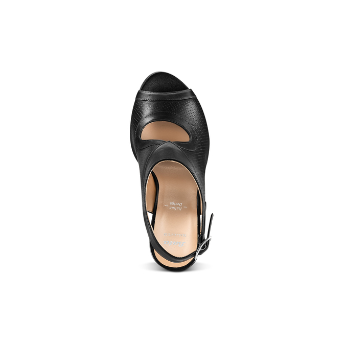BATA Chaussures Femme bata, Noir, 724-6367 - 17