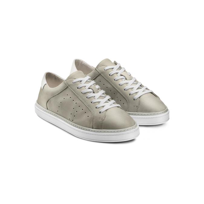 BATA Chaussures Femme bata, Gris, 543-2344 - 16