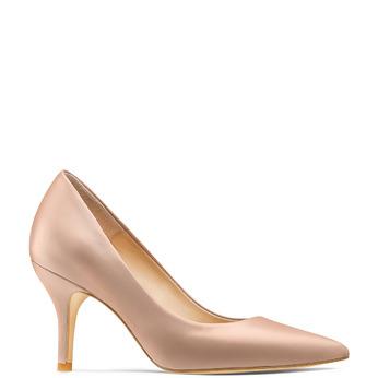 BATA Chaussures Femme bata, Jaune, 724-8371 - 13