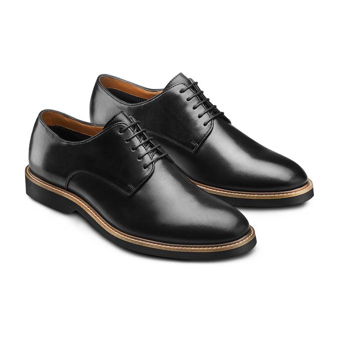 BATA Chaussures Homme bata, Noir, 824-6741 - 16