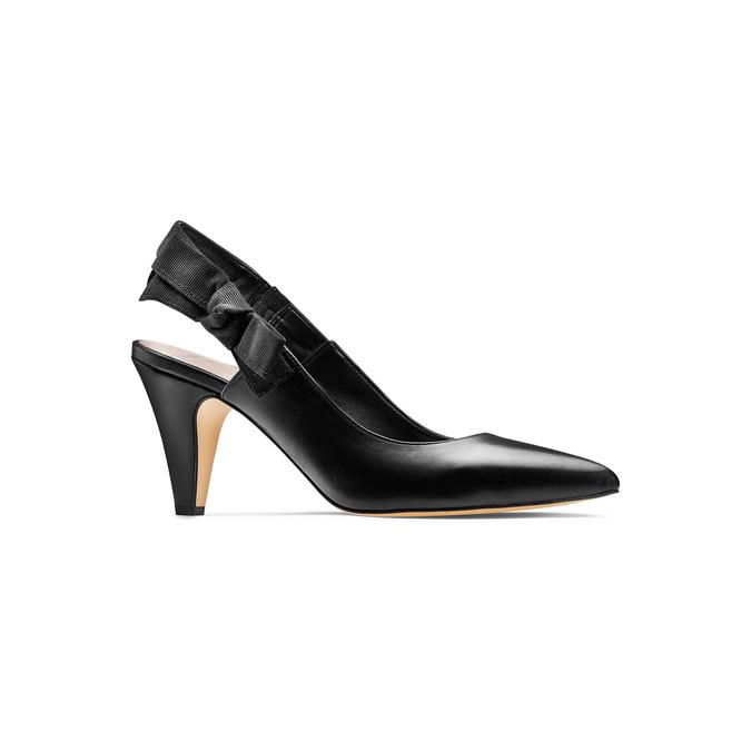 BATA Chaussures Femme bata, Noir, 724-6375 - 13