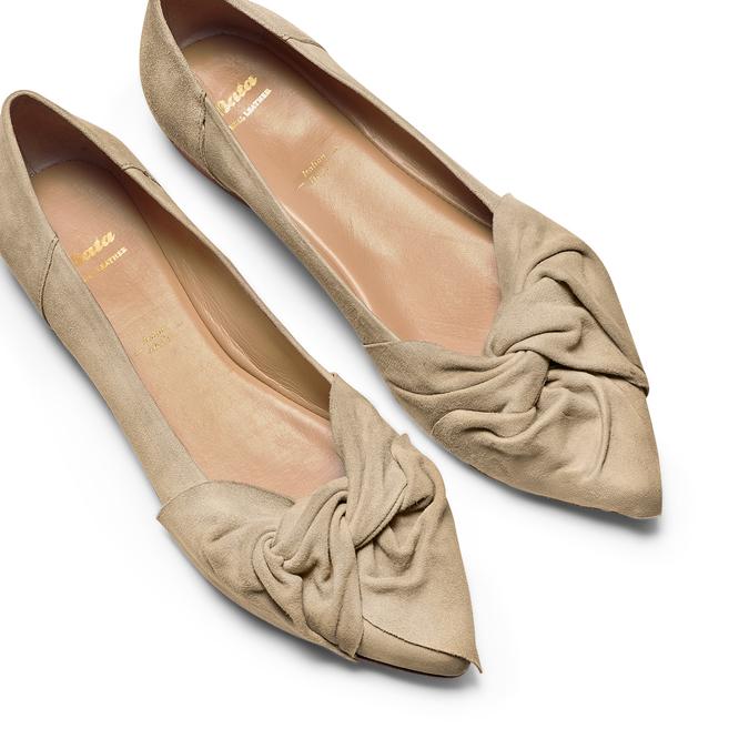 BATA Chaussures Femme bata, Beige, 523-8427 - 26