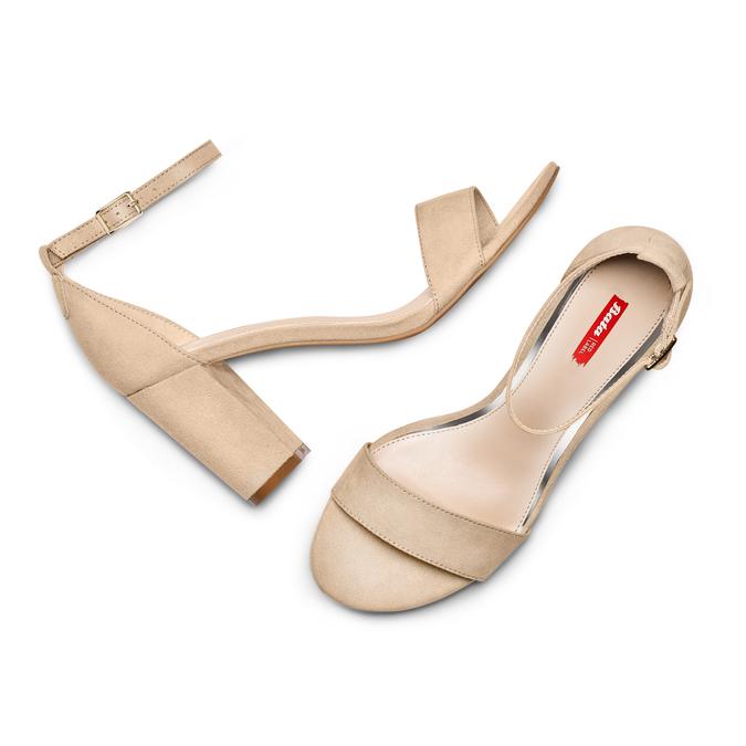 BATA RL Chaussures Femme bata-rl, Jaune, 769-8151 - 26