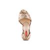 BATA RL Chaussures Femme bata-rl, Jaune, 761-8118 - 17