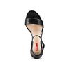 BATA RL Chaussures Femme bata-rl, Noir, 761-6151 - 17